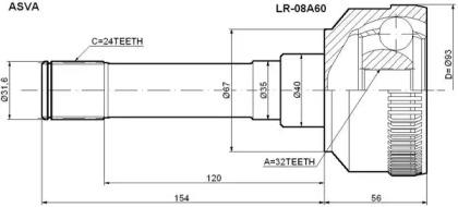 LR-08A60
