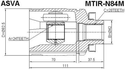MTIR-N84M