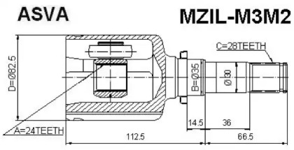 MZIL-M3M2