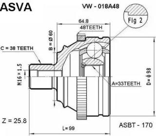 VW-018A48